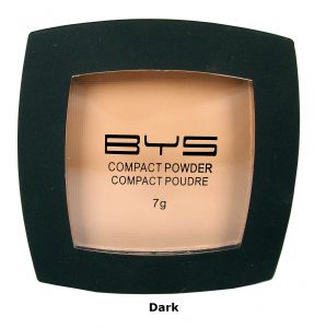 <b>BYS Powder Compact - Dark</b>